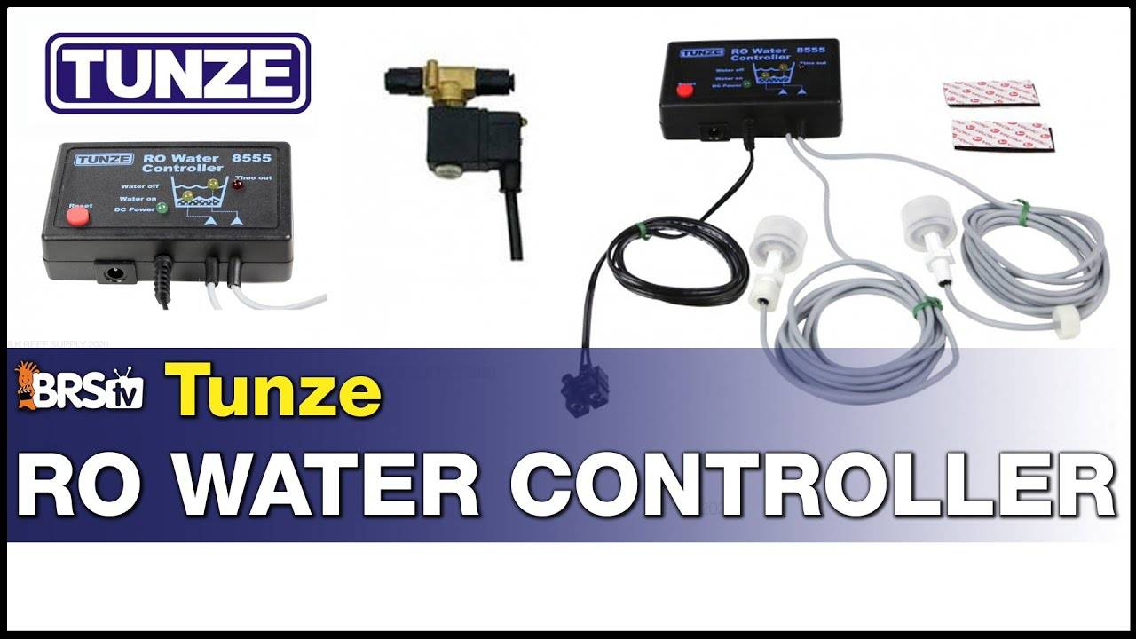 Tunze RO Water Controller: An answer to TDS creep in your water reservoir?