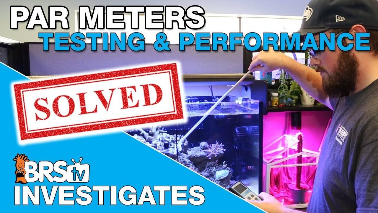 BRStv Investigates: Which PAR meter is the best?