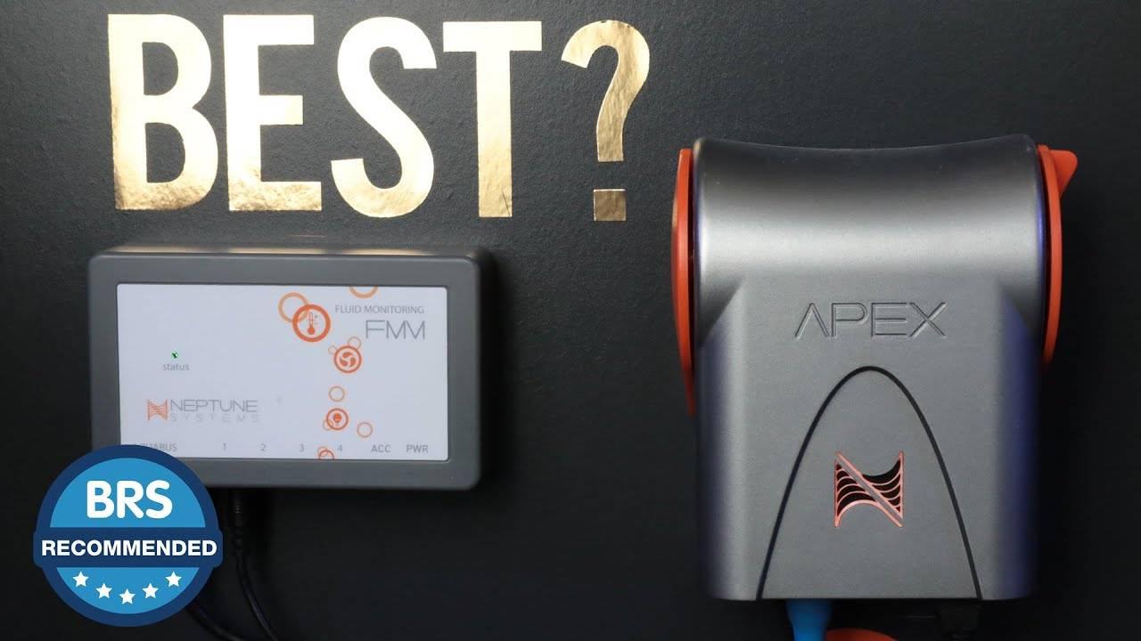 It's BRS Recommended - The Neptune Apex Aquarium Controller