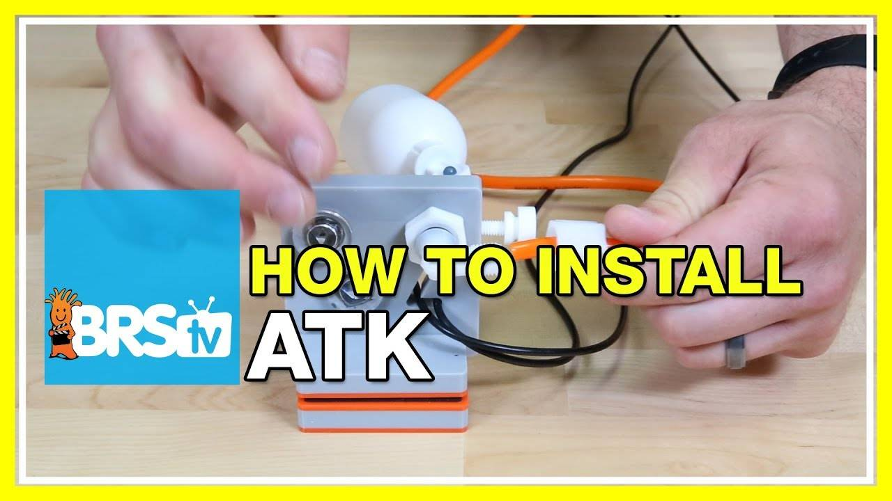 Installing the Neptune ATK Top Off System - BRStv How-To