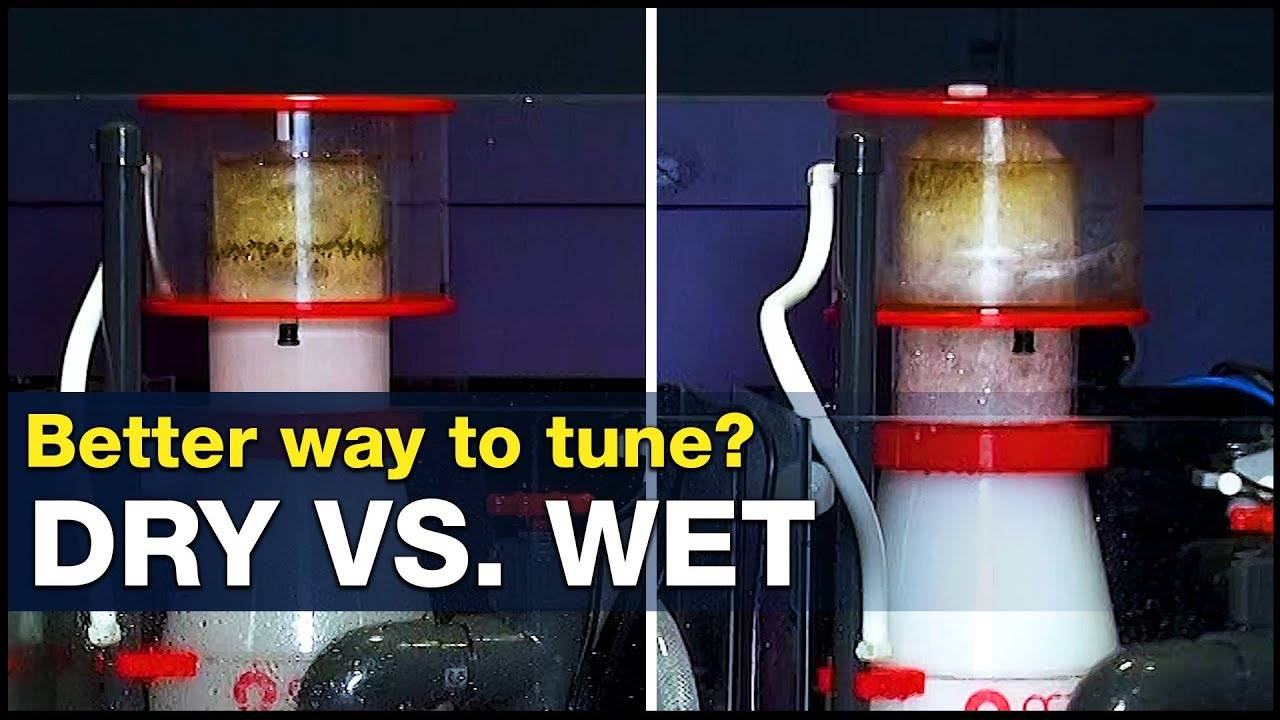 Is this wet or dry? A better way to tune your skimmerCould the answer be air? | BRStv Investigates