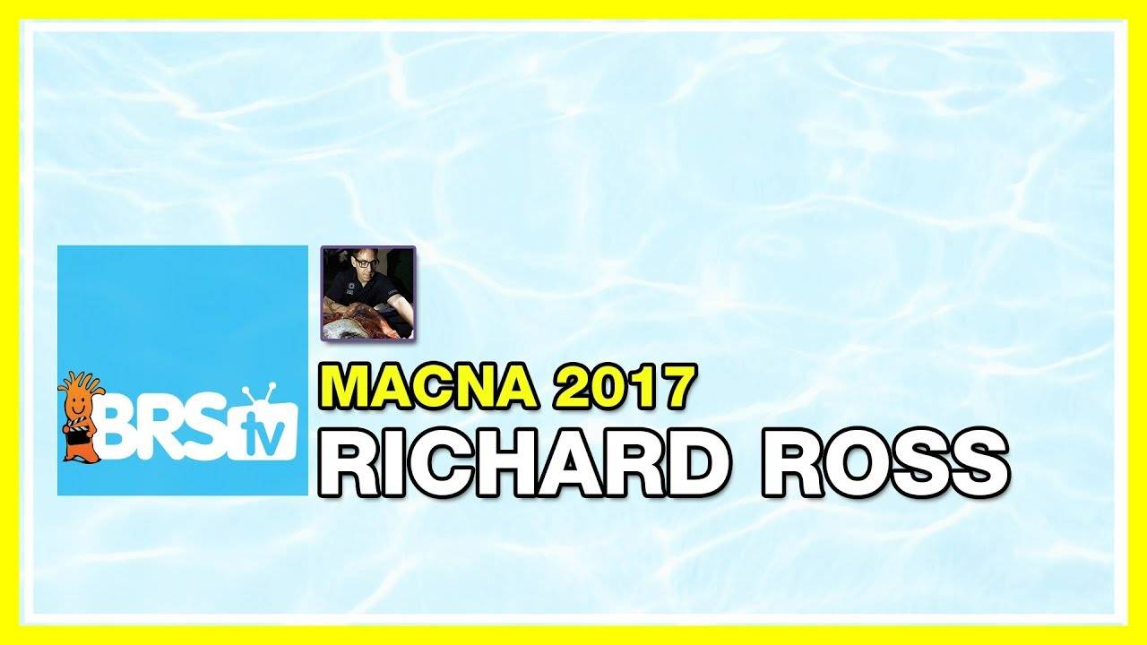 Richard Ross: The Right Kind Of Lazy | MACNA 2017