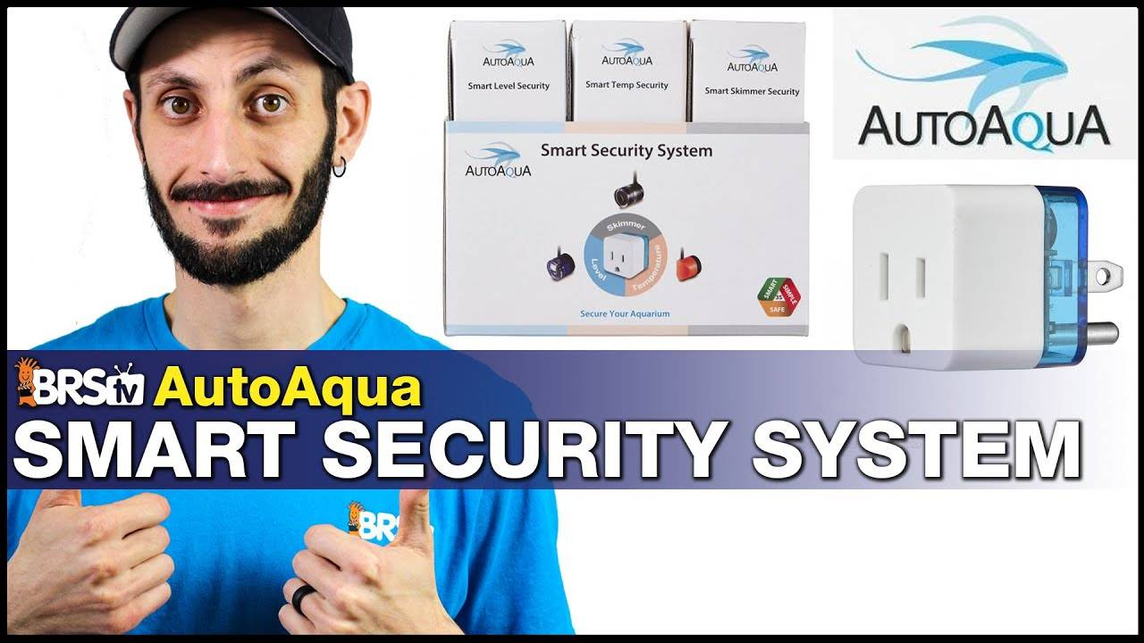 AutoAqua Smart Security System: Protection from the most common reef tank failures in one bundle.