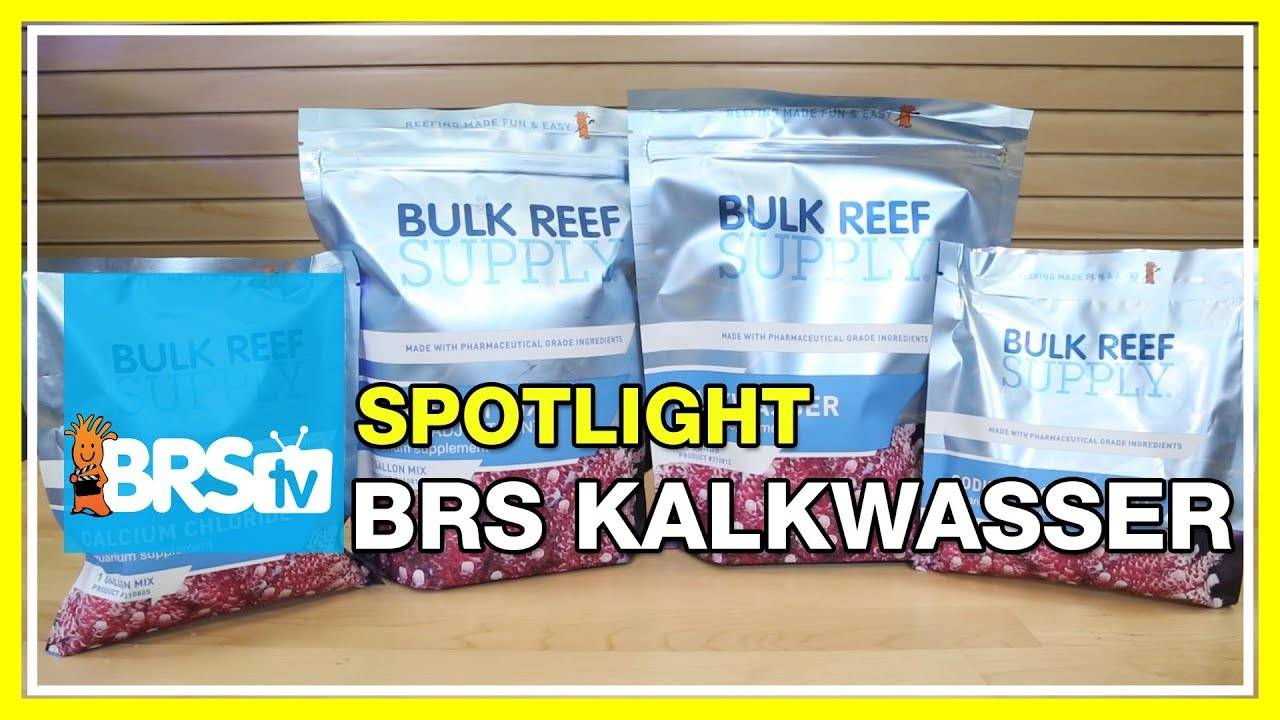 Spotlight on BRS Pharma Kalkwasser - BRStv