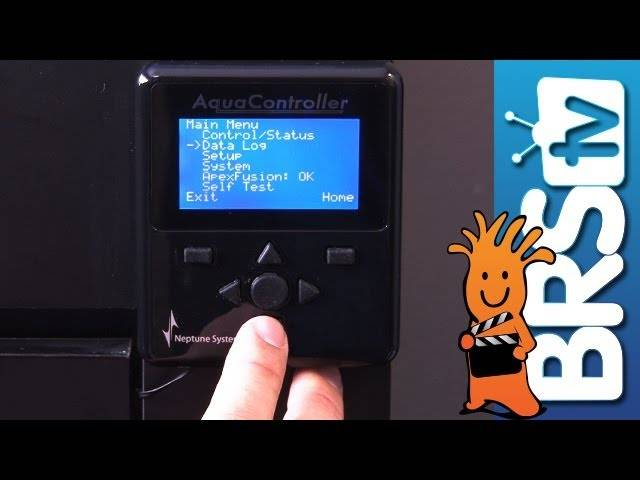 A Look at the Apex Display EP 6: Apex Aquarium Controllers from Neptune Systems