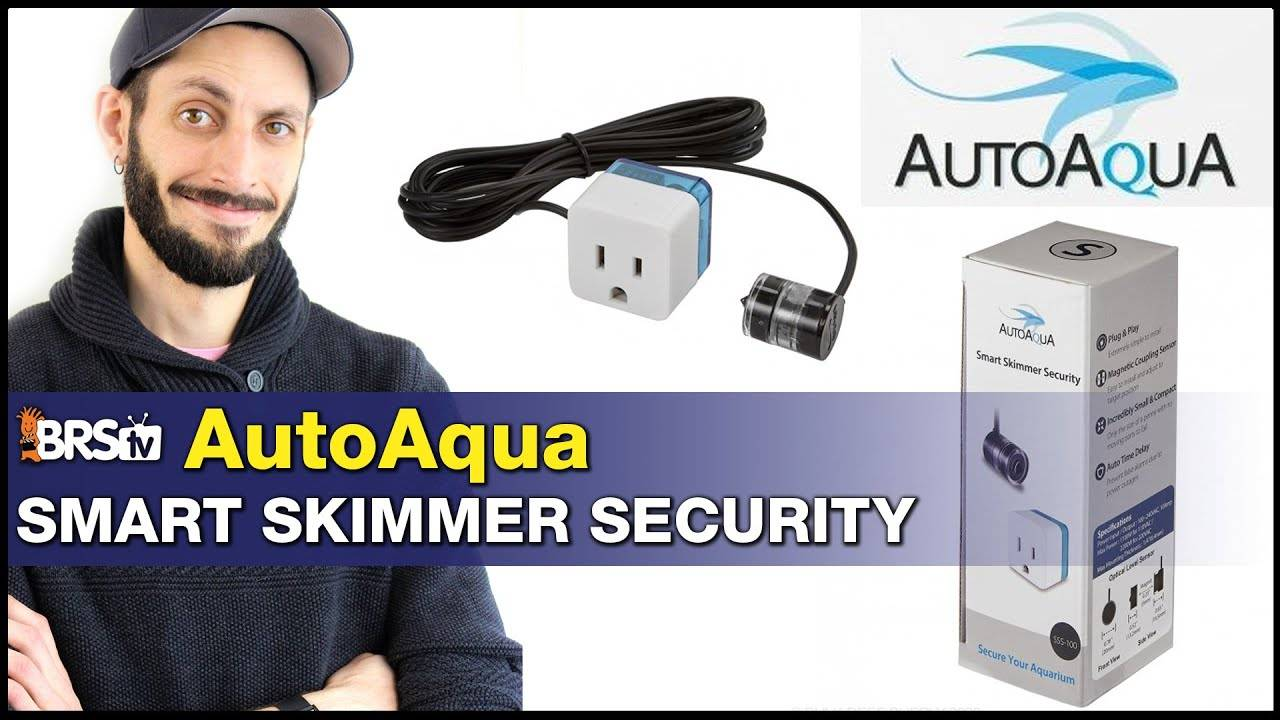 AutoAqua Smart Skimmer Security: Protein skimmer overflowing protection, without a controller!