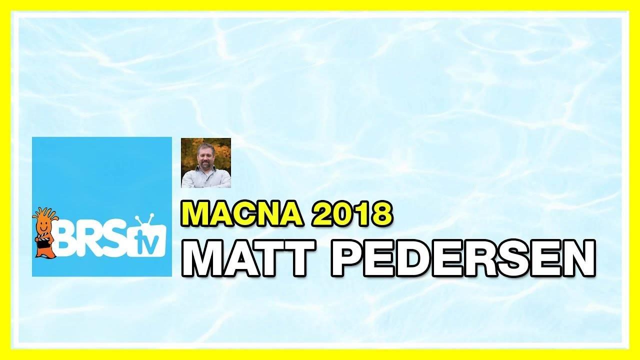 Matt Pedersen: Rethinking Corallivores | MACNA 2018