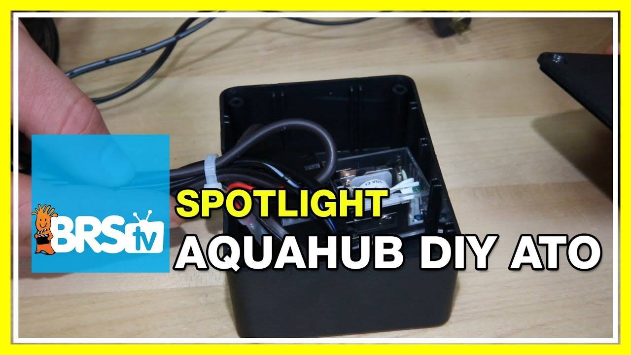 Spotlight on the Aquahub DIY ATO - BRStv