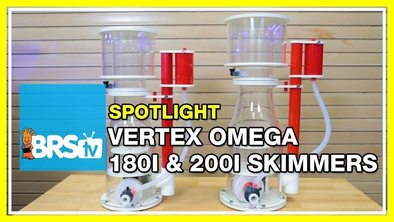 Vertex Omega 180i & 200i Skimmer Spotlight - BRStv