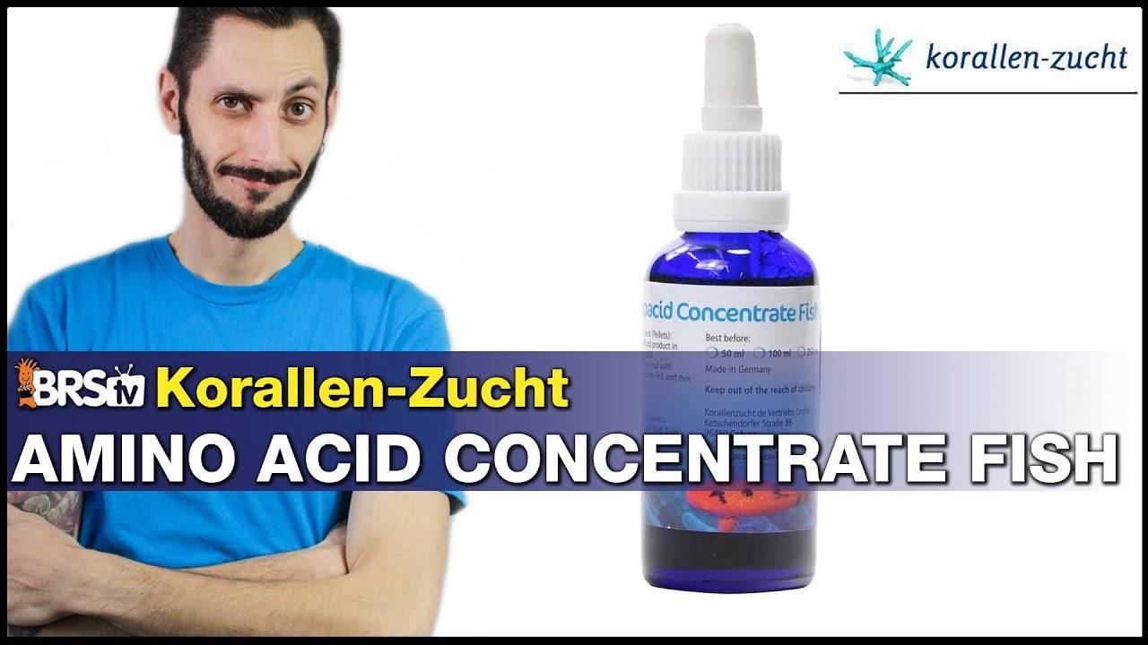 BRStv Product Spotlight - Korallen Zucht Amino Acid Concentrate