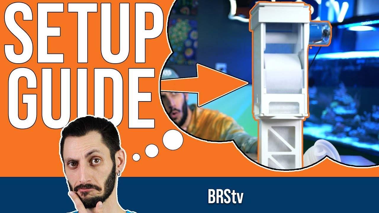 BRStv Setup Guide - Klir Drop-In Fleece Filter Roller