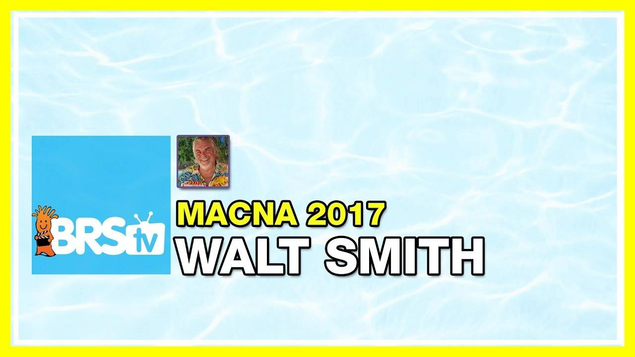 Walt Smith: Relevance to coral farming in the world today (How far weve come) | MACNA Speakers 2017