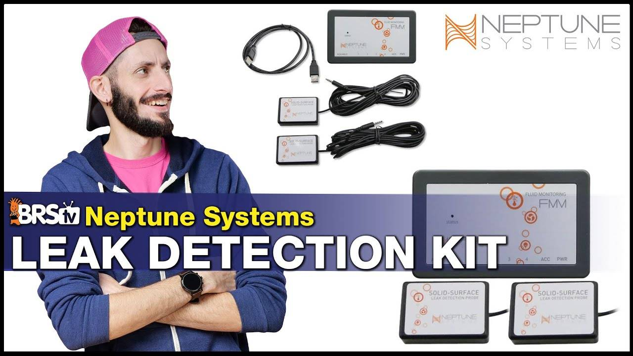 BRStv Product Spotlight - Neptune Systems LDK Leak Detection Kit
