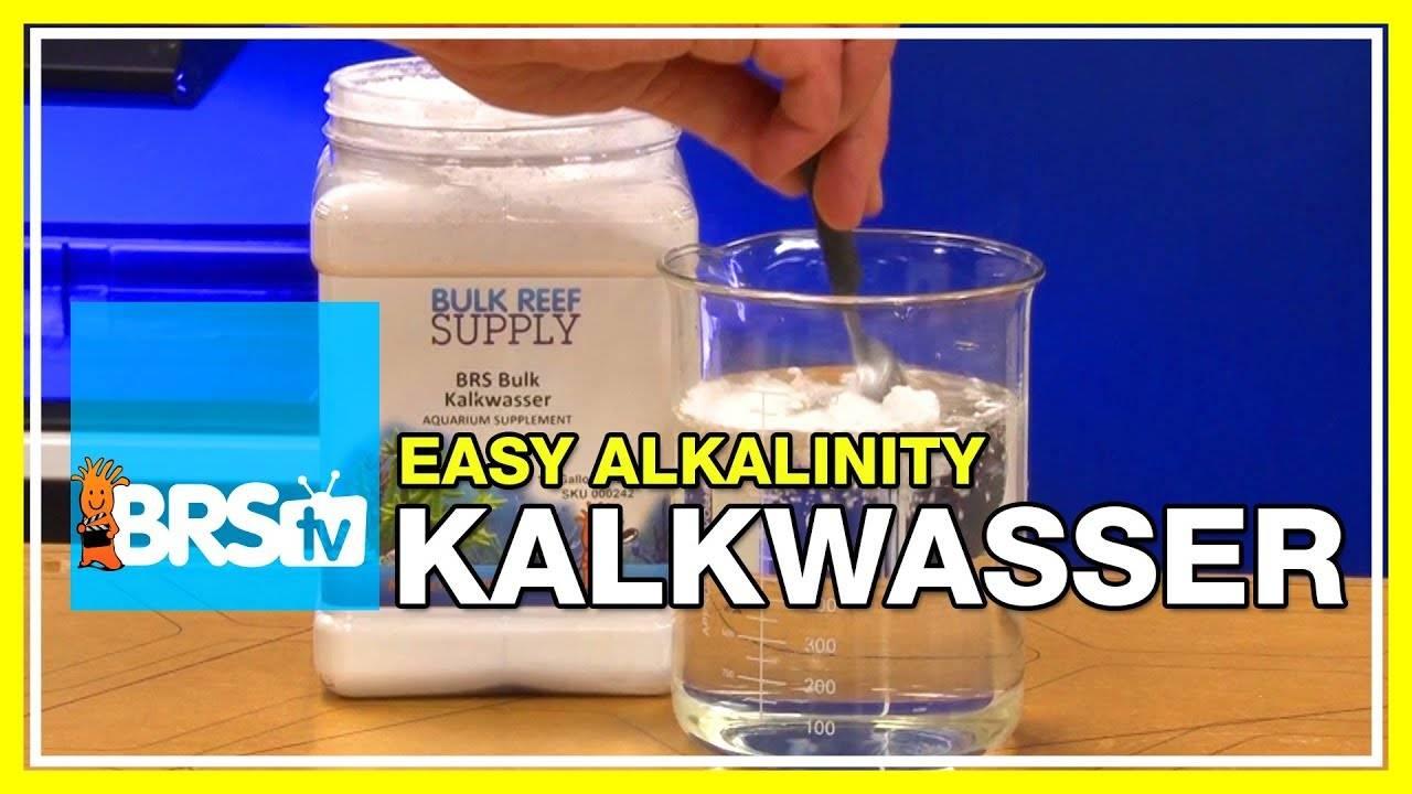 Week 30: Kalkwasser: All-in-one Calcium, Alkalinity & pH supplement | 52 Weeks of Reefing #BRS160