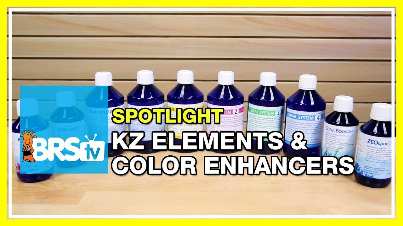 Spotlight on KZ Elements and Color Enhancers - BRStv