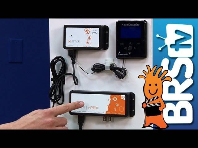 Mounting the Apex and Wire Management EP 5: Apex Aquarium Controllers from Neptune Systems