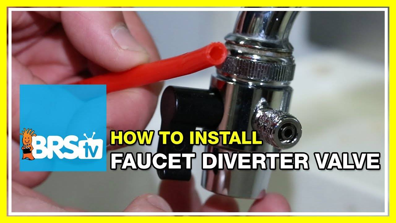 Connecting a RODI System to a Kitchen or Bathroom Faucet - BRStv How-To