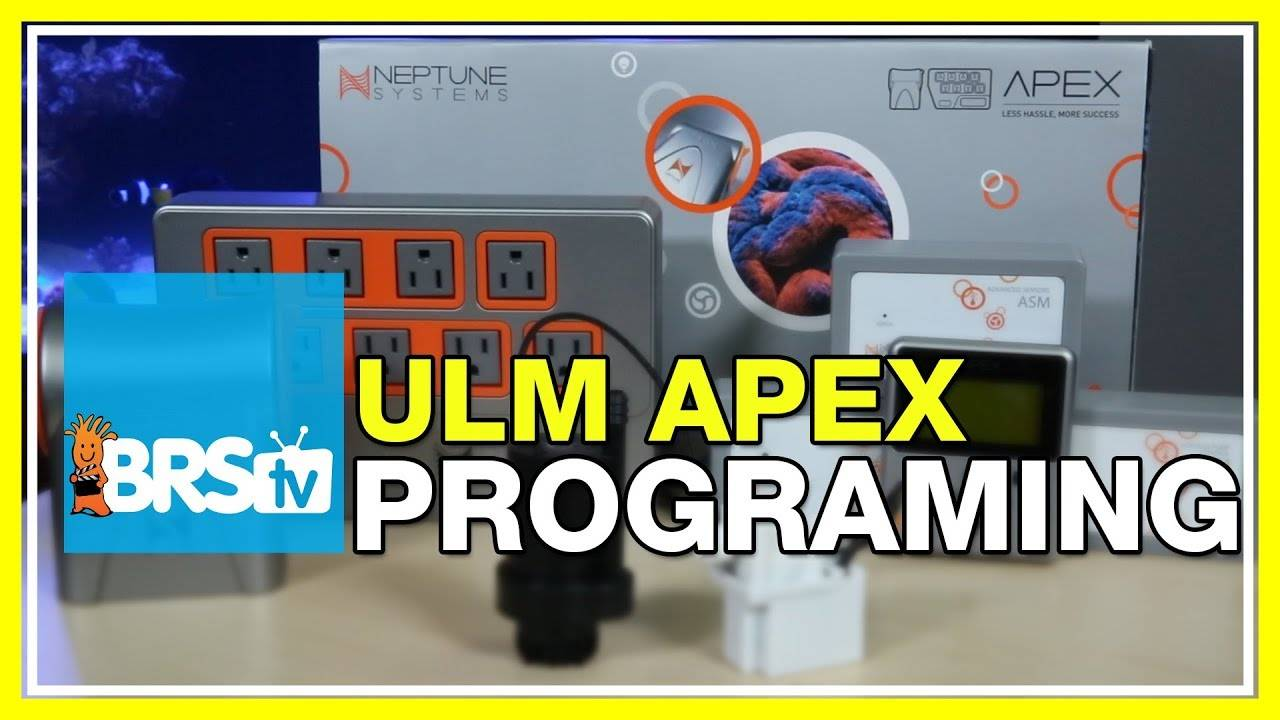 Programming an Apex Controller for ULM Peace of Mind | BRStv Tank Trials Ep18