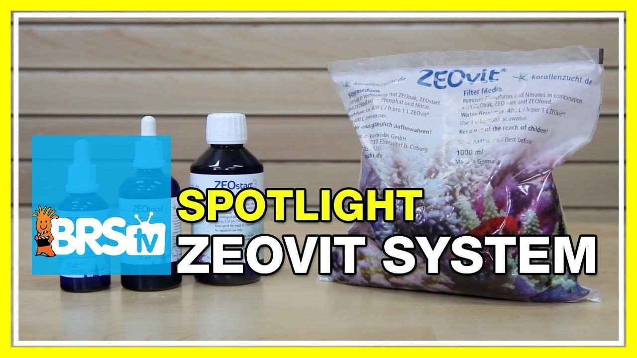 An Overview of Korallen-Zucht's Zeovit System - BRStv