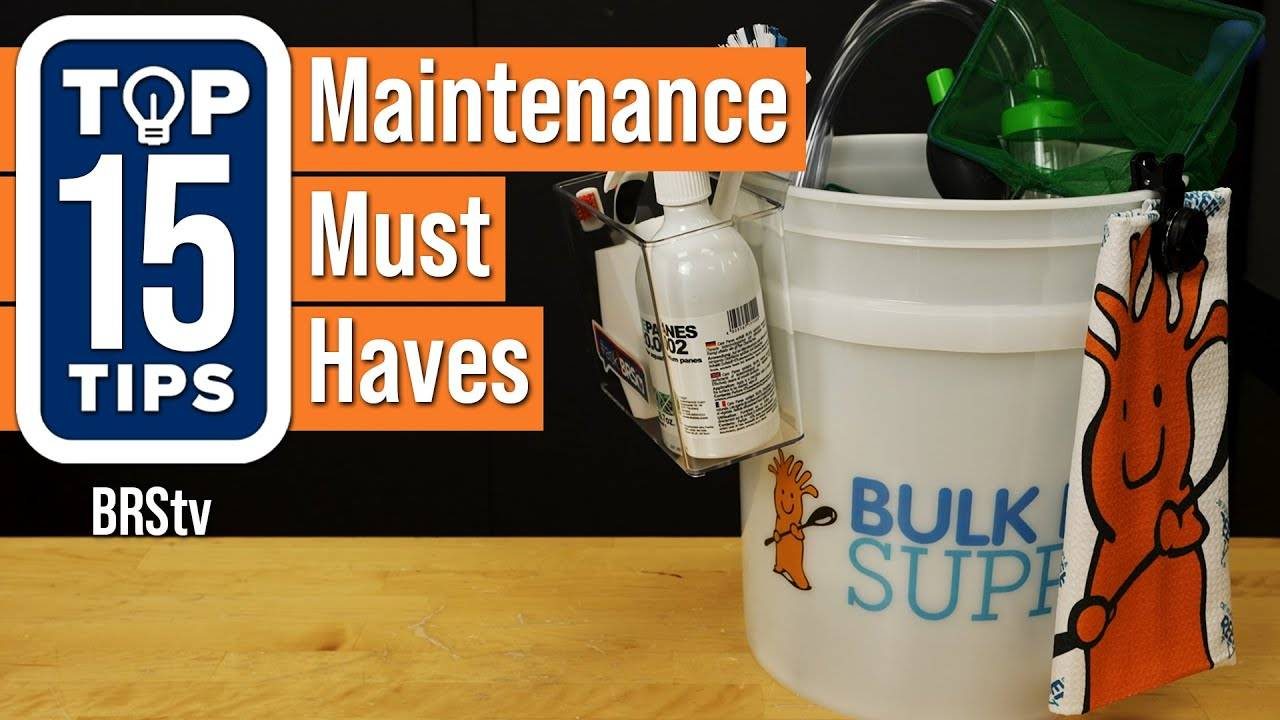 Top 15 Maintenance Tools Every Reef Tank Owner Should Have