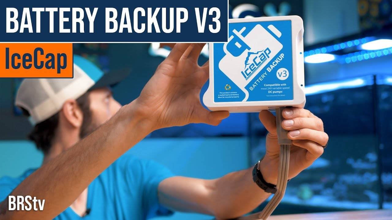 BRStv Product Spotlight - Ice Cap Battery Backup V3