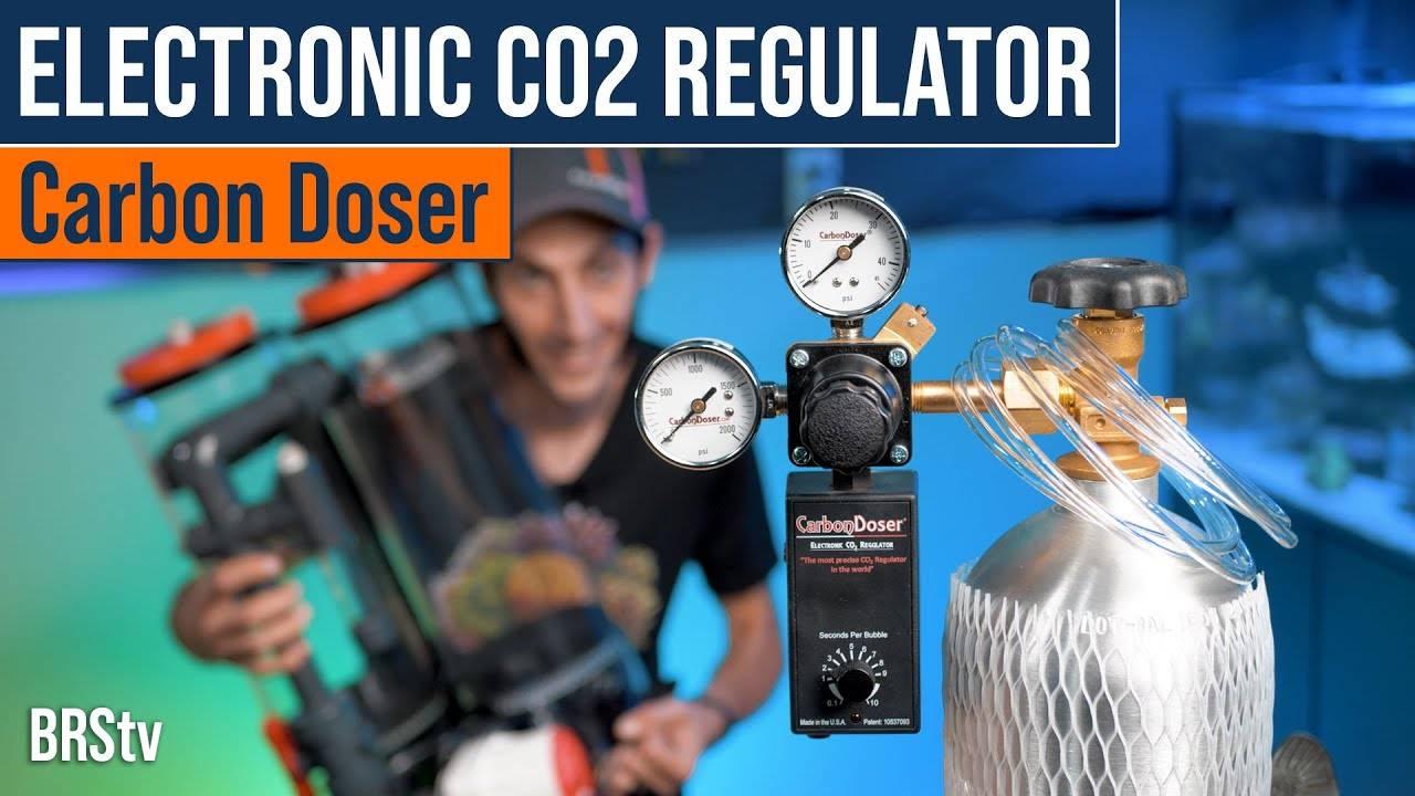 Watch Video BRStv Product Spotlight - Carbondoser Electronic CO2 Regulator