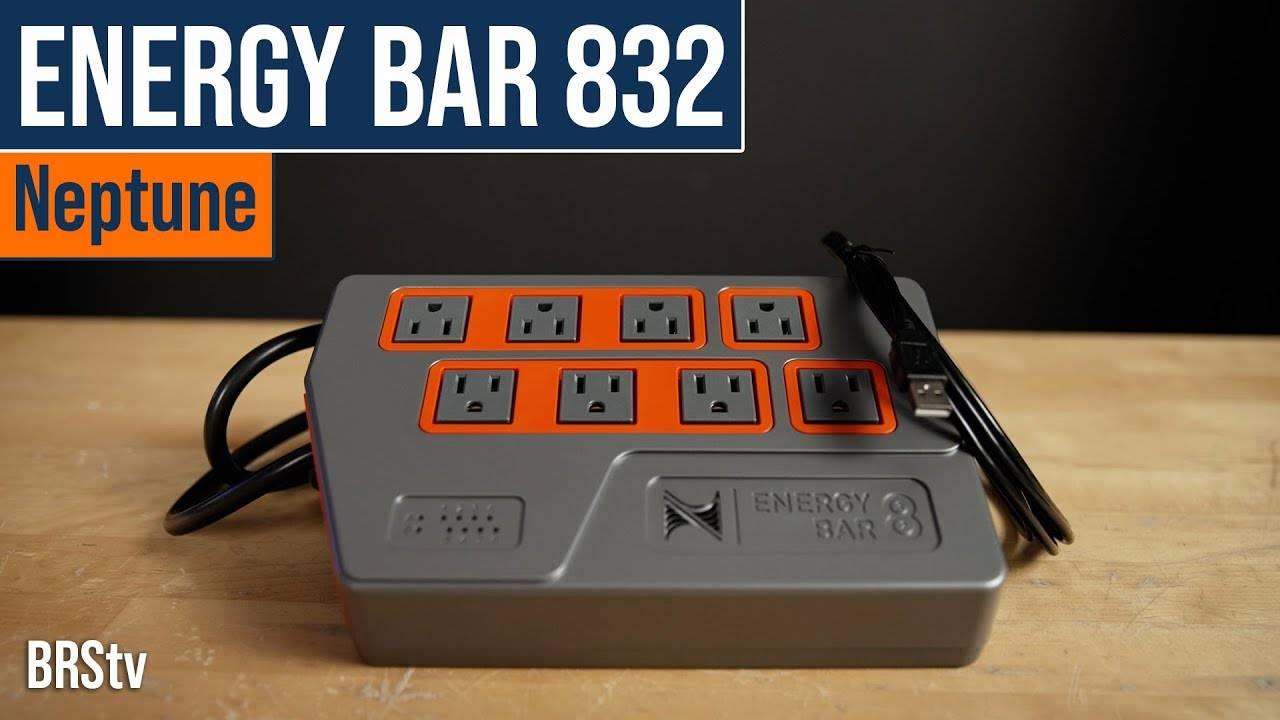 Watch Video - BRStv Product Spotlight Neptune Systems Apex EB832 Power Bar