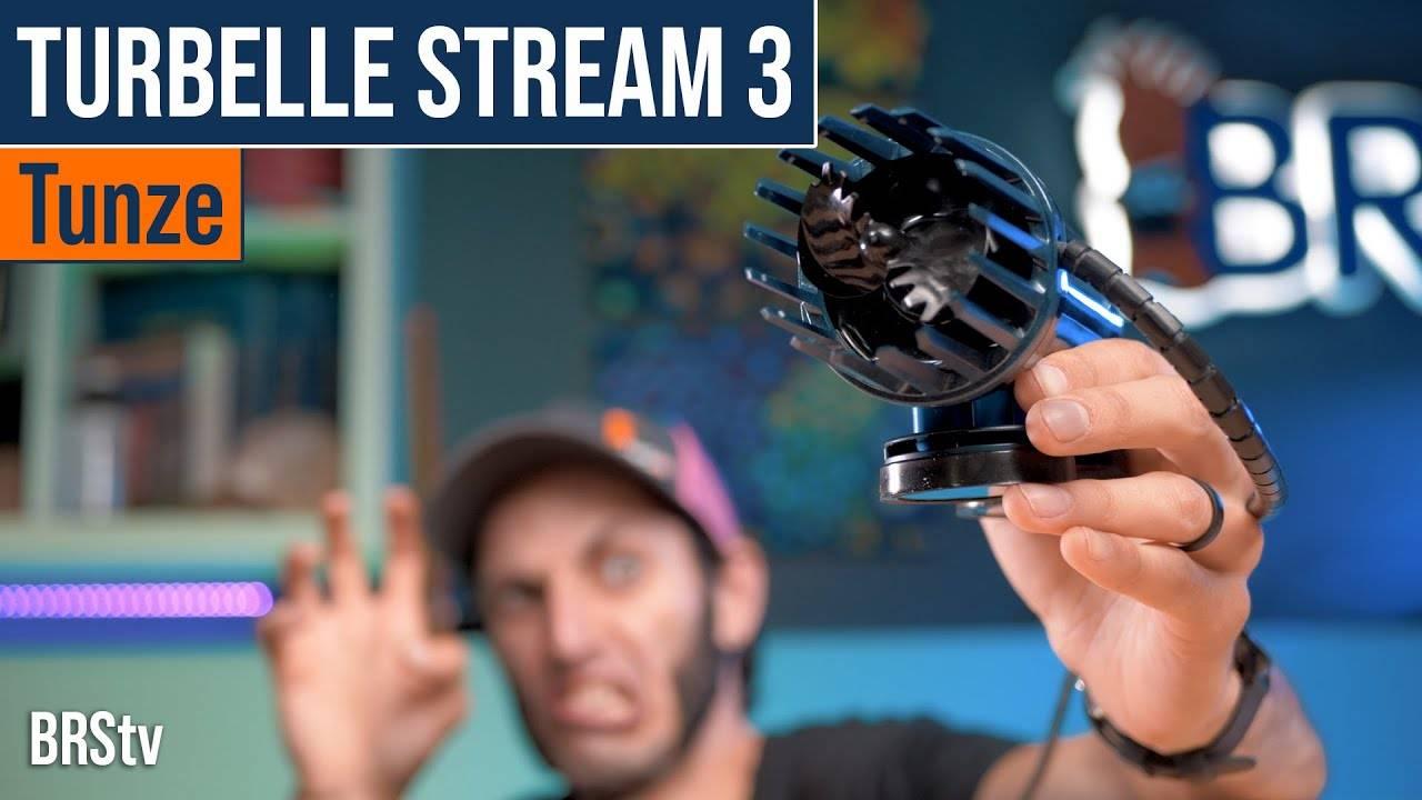 Watch Video - BRStv Product Spotlight Tunze Turbelle Stream 3 Pump