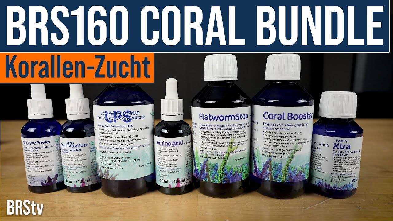 BRStv Product Spotlight Korallen Zucht BRS160 Additive Kit
