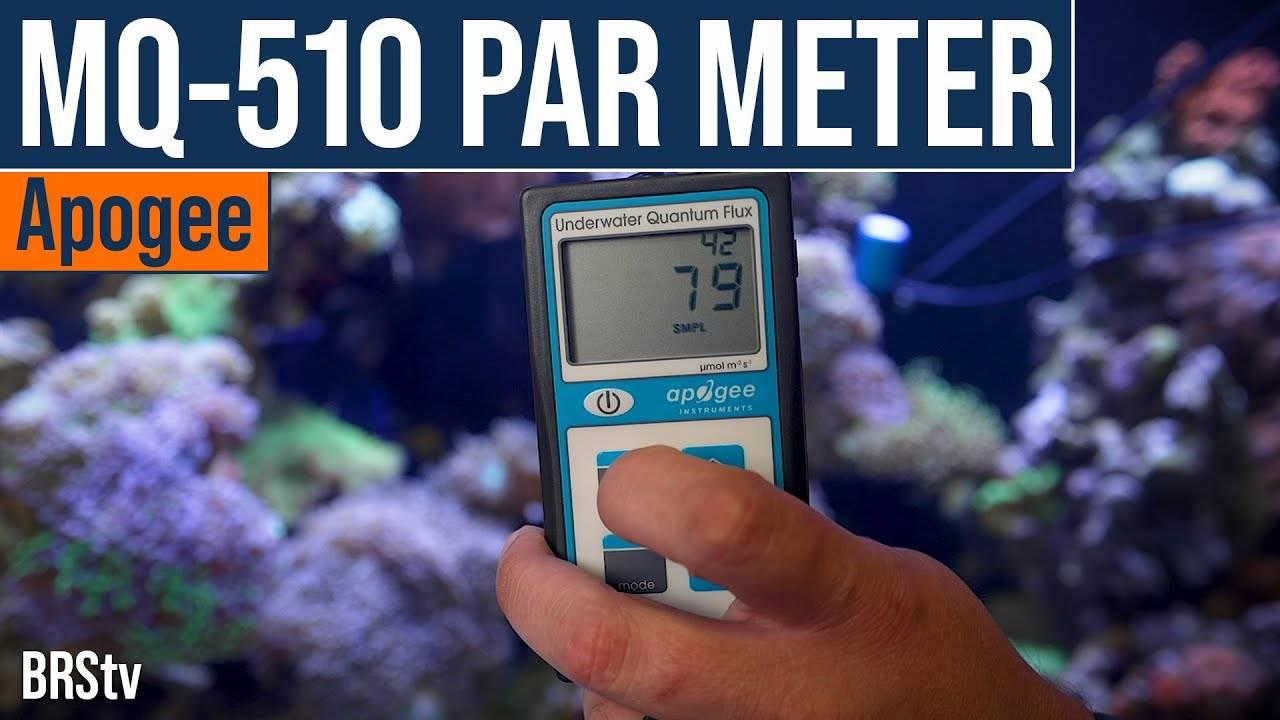 Watch Video - BRStv Product Spotlight - Apogee MQ-510 PAR Meter