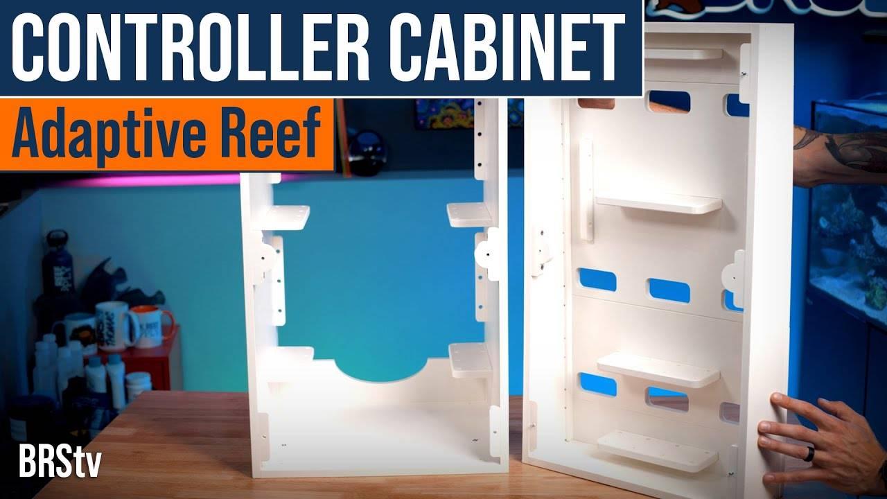 BRStv Product Spotlight - Adaptive Reef Controller Cabinet
