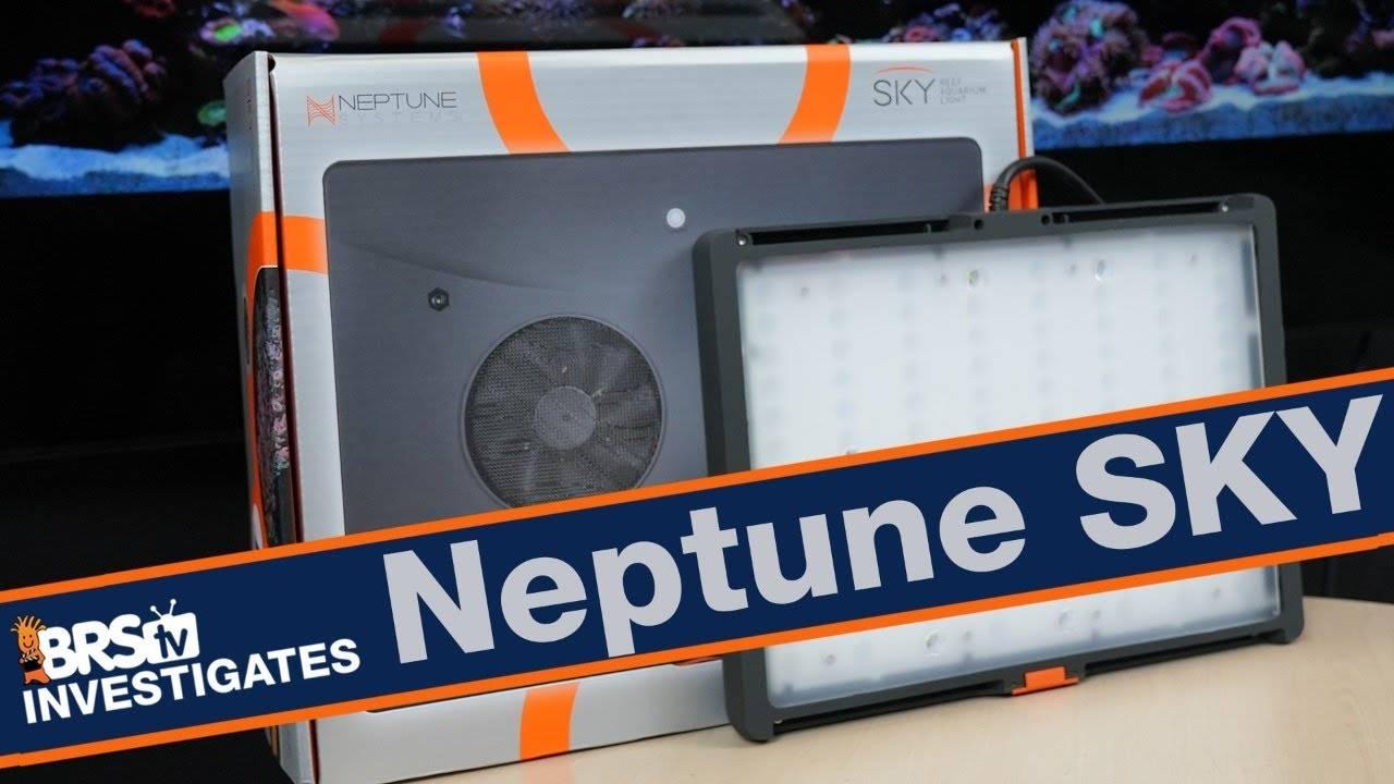 BRStv Investigates - Neptune Systems SKY LED Light