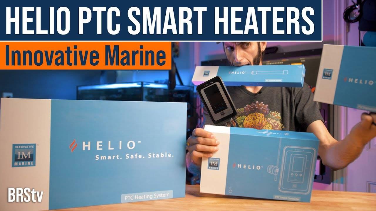 BRStv Product Spotlight - Innovative Marine Helio PTC Smart Heaters