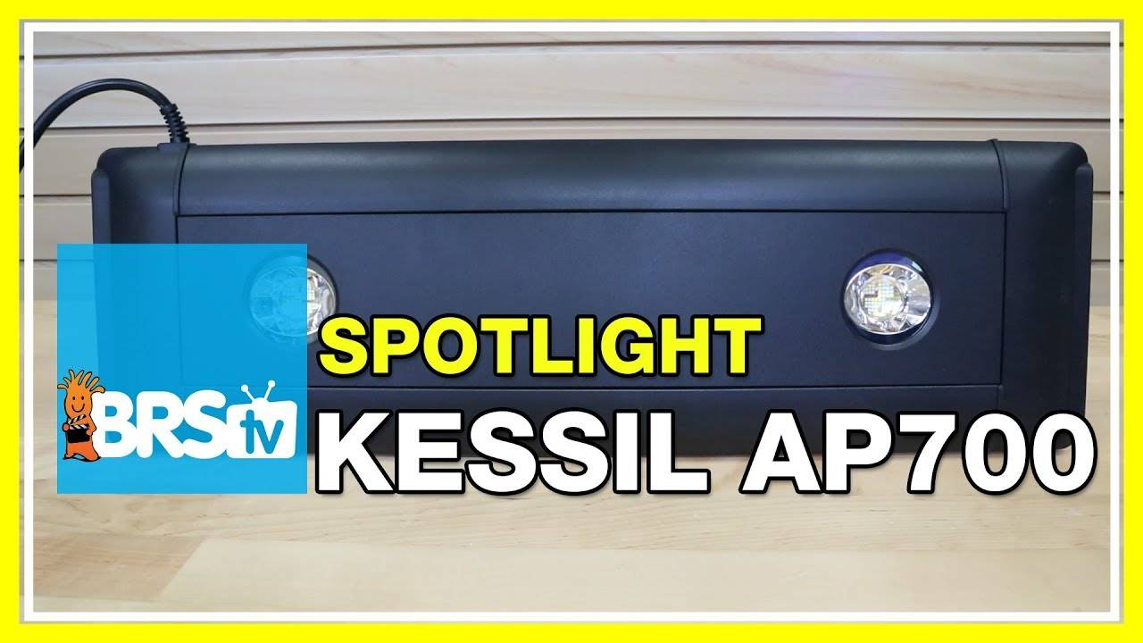 Taking a look at the Kessil AP700 LED Light Panel - BRStv