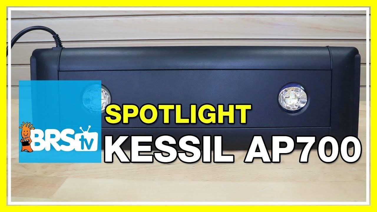 Taking a look at the Kessil AP700 LED Light Panel - BRStv