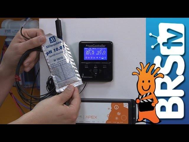 How to Calibrate your pH Probe EP 08: Apex Aquarium Controllers from Neptune Systems