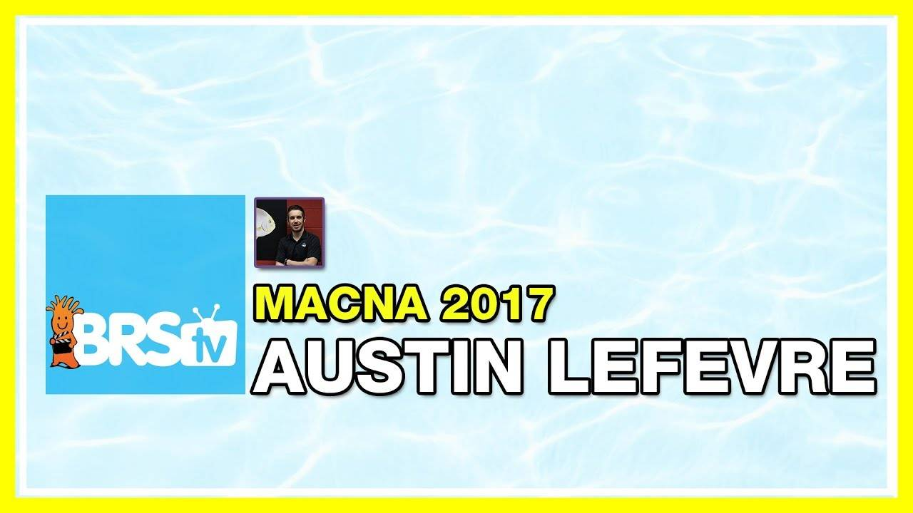 Austin Lefevre: Keeping benthic feeders with coral, angelfish, butterflyfishies, and more | MACNA Speakers 2017