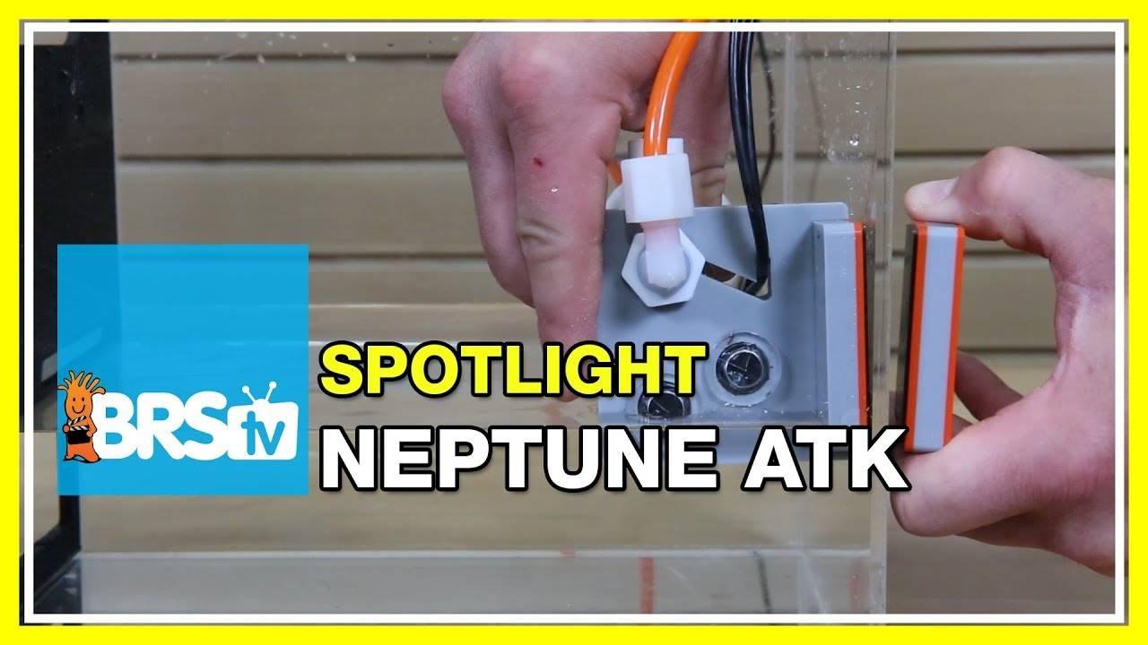 Spotlight on the Neptune ATK (Auto Top Off Kit) - BRStv