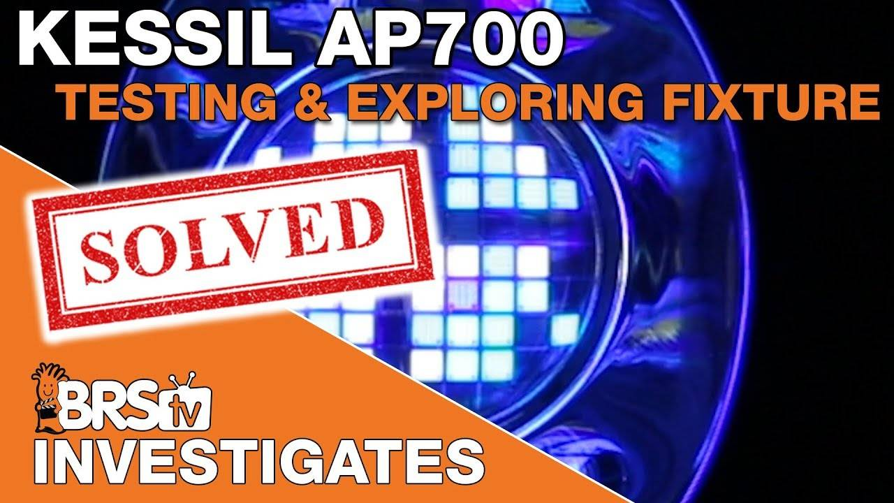 BRStv Investigates: Is the Kessil AP700 LED Light a great option for SPS reef tanks?