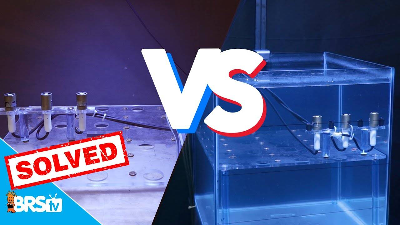 Have You Been Misled About Your Reef Tank Light's PAR? Biggest Light Testing Mistake: Water vs Air