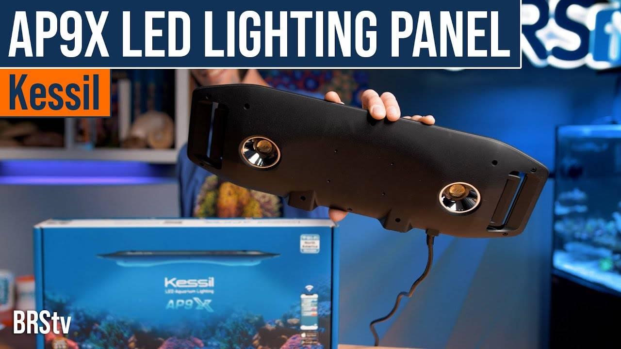 BRStv Product Spotlight - Kessil AP9X LED Light