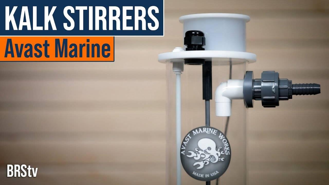 BRStv Product Spotlight - Avast Marine K1 and K2 Kalkwasser Stirrer Video