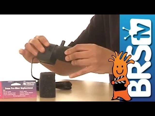 Foam Pre-Filters for Maxijet and Cobalt Pumps