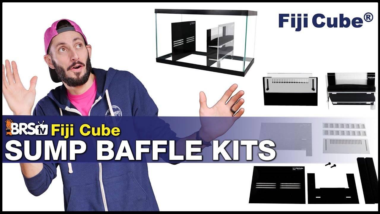 BRStv Product Spotlight - Fiji Cube Sump Baffle Kits