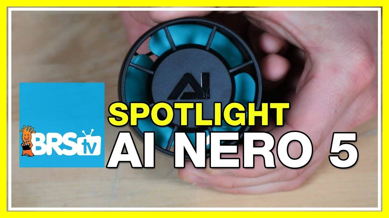 The AI Nero 5 - A small pump with a ton of flow. | BRStv Spotlight