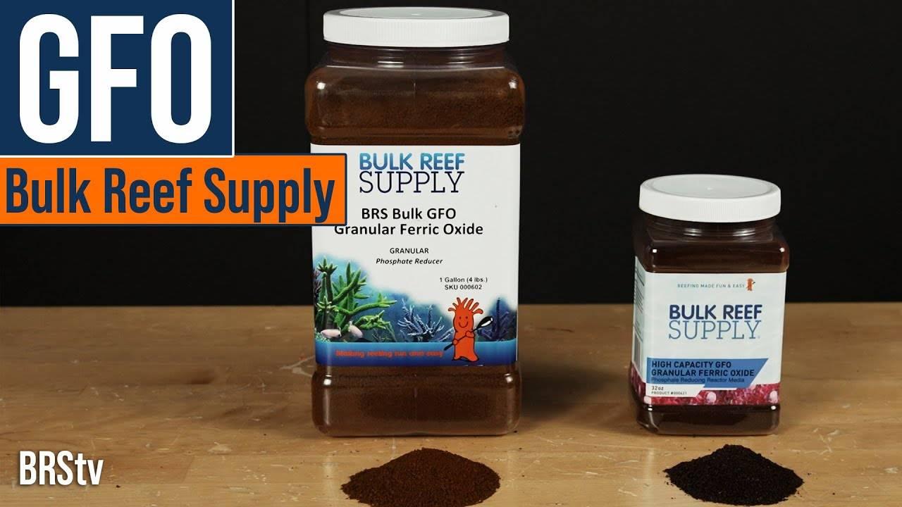 BRStv Product Spotlight - BRS Bulk GFO Granular Ferric Oxide