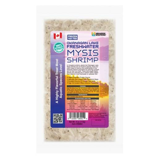 How to Defrosting Frozen Mysis Shrimp