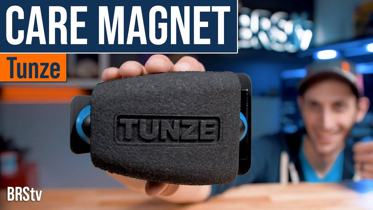 BRStv Product Spotlight - Tunze Care Magnet