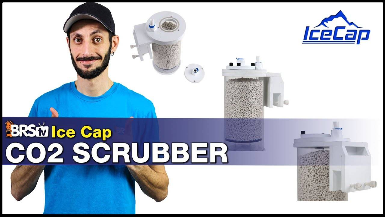 BRStv Product Spotlight Ice Cap CO2 Scrubbers