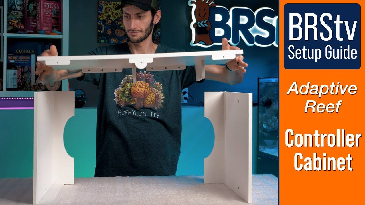 How to Assemble & Setup Your Adaptive Reef Controller Cabinet